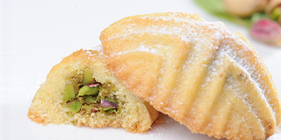 Maamoul with Pistachios (1 Dozen)